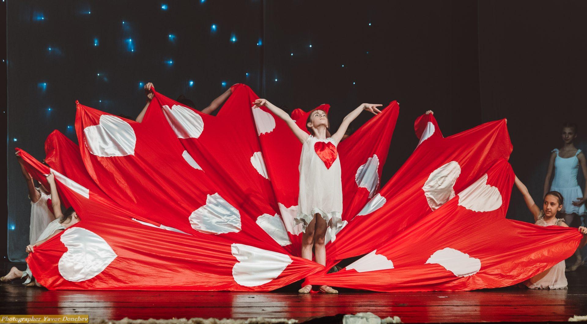 Роберта балет- Фотограф Явор Донче