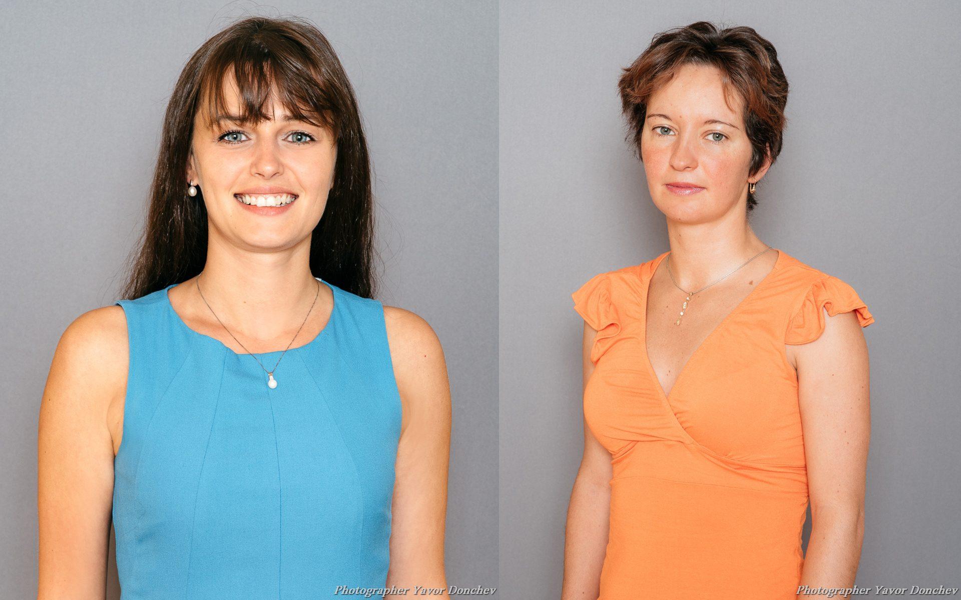 Бизнес портрет и фирмени фотосесии