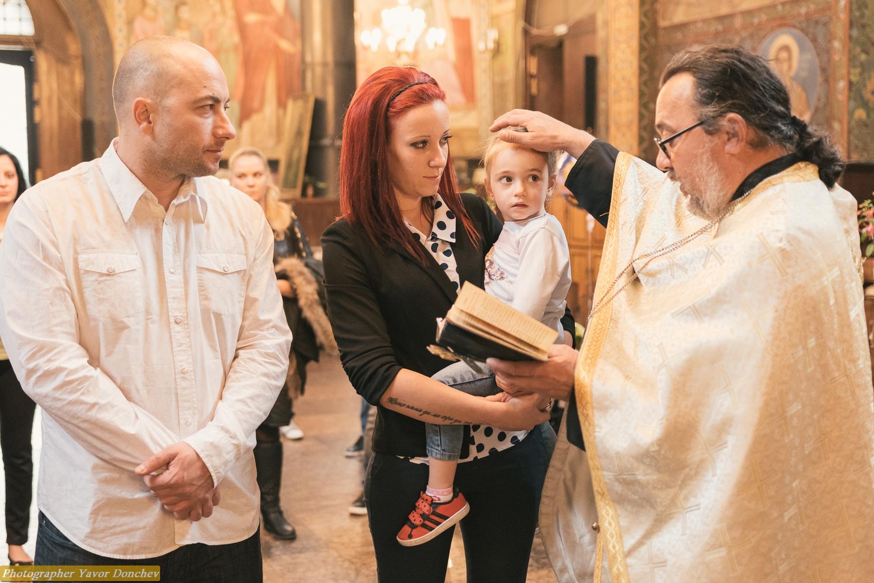 Фотограф за кръщене