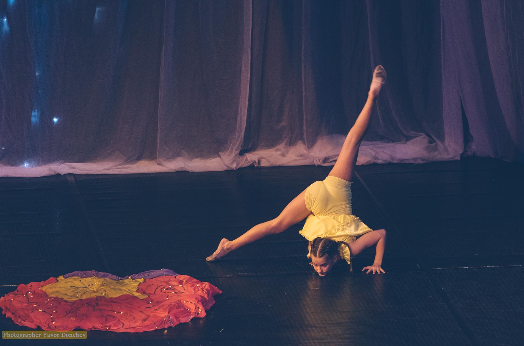 """Балет-""""Чудатите сънища на Мария"""""""
