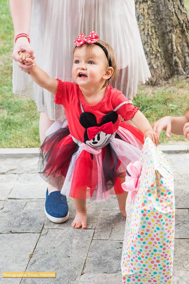Фотограф Явор Дончев- Детски Рожден Ден