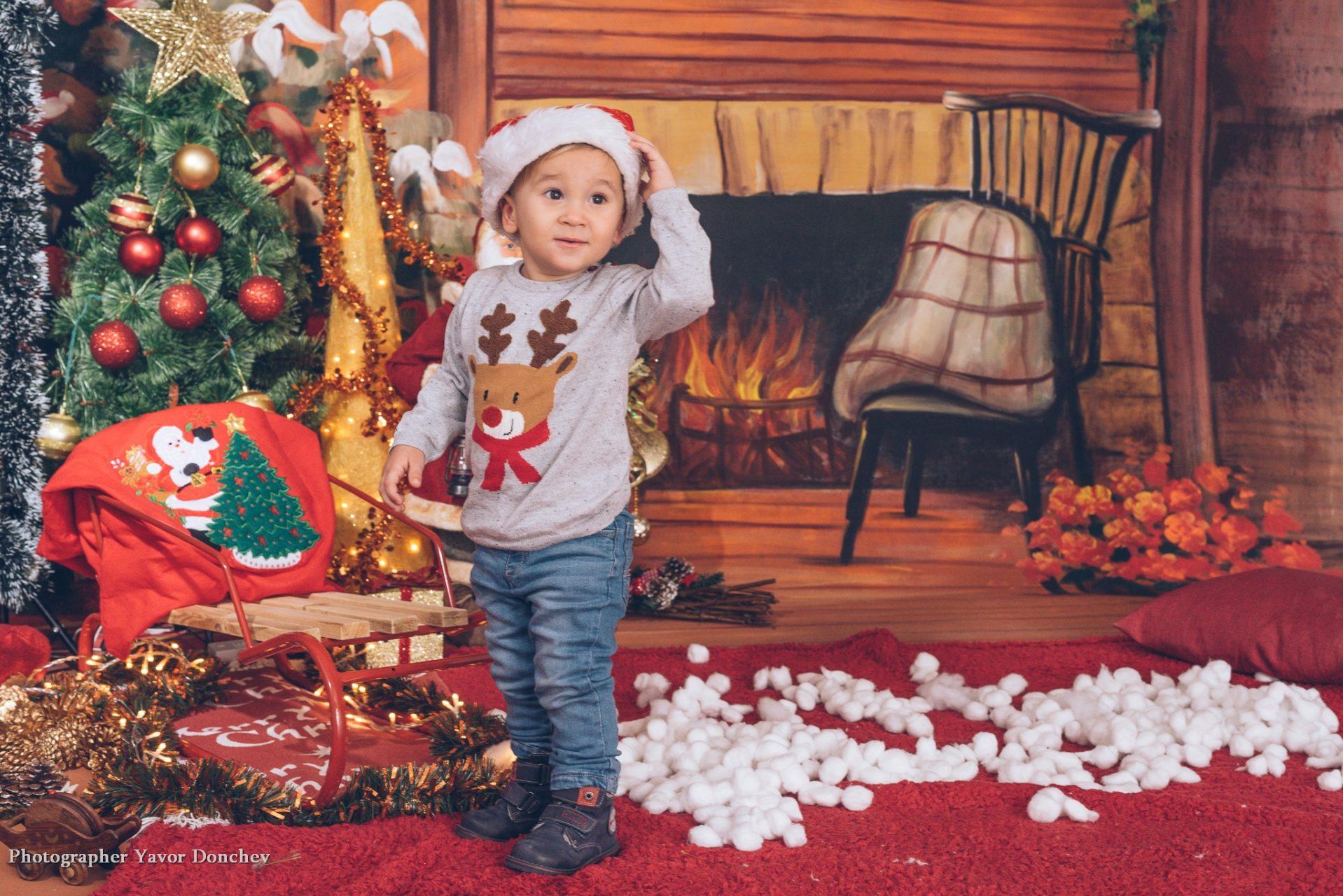 Коледна фотосесия фотограф Явор Дончев