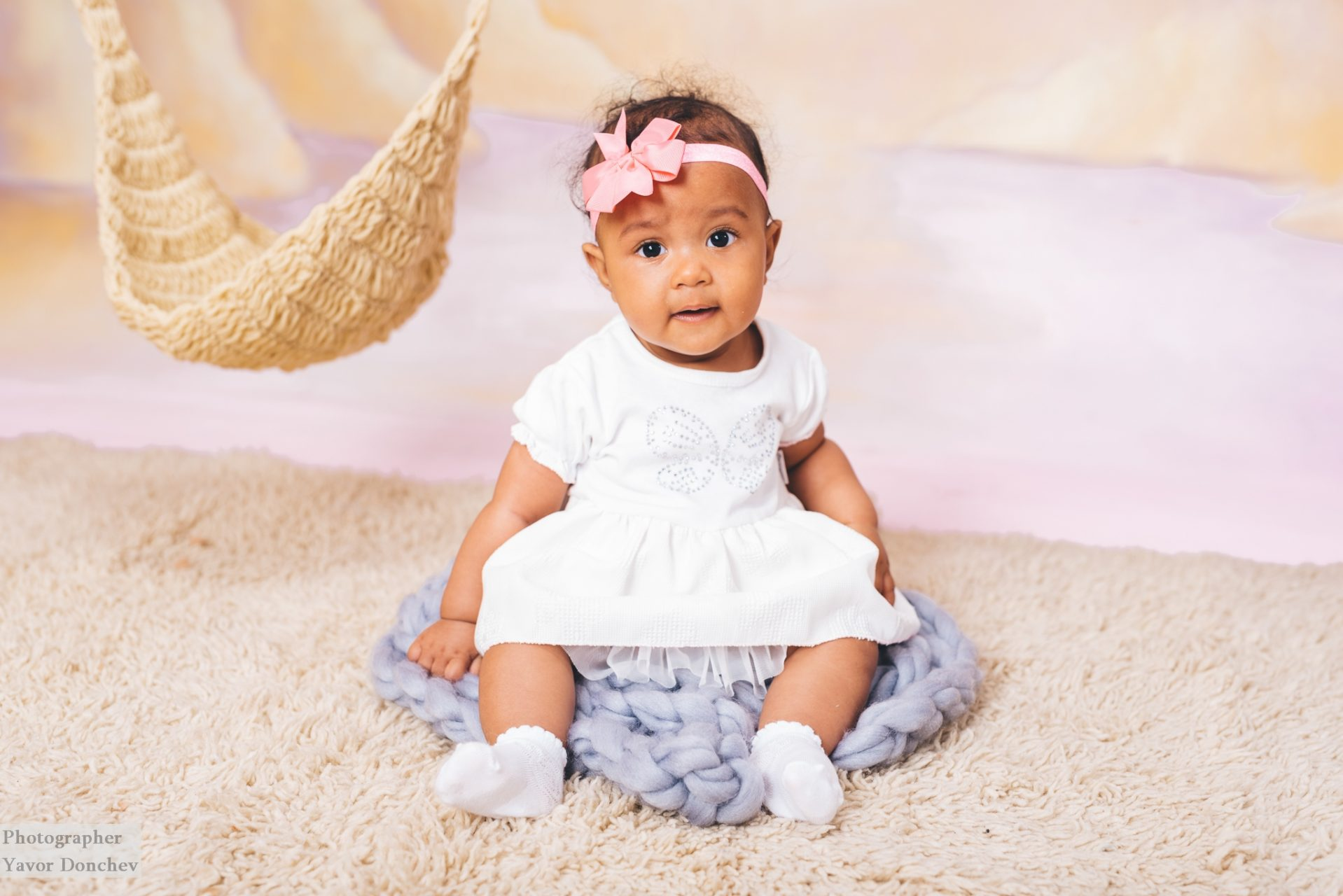 Бебешка фотосесия на Велиана